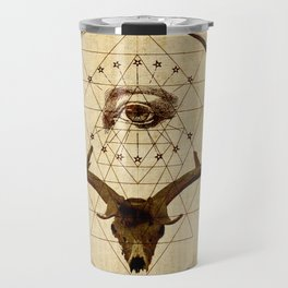 Anteocularis III Travel Mug