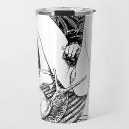 asc 476 - Le regard de l'escargot (The fertility) Travel Mug
