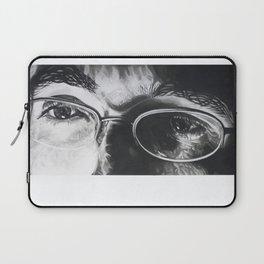 Self-Portrait Laptop Sleeve