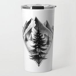 NORTHERN MOUNTAINS II Travel Mug