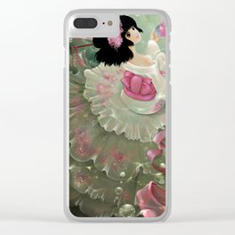 Koi Clear iPhone Case