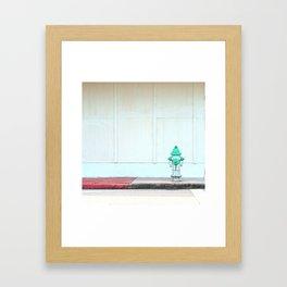 #STILL LIFE MIAMI by Jay Hops Framed Art Print