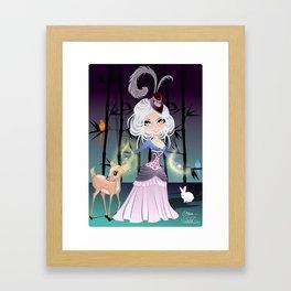 Renna Framed Art Print