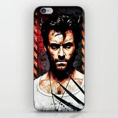 The Weapon XFactor iPhone & iPod Skin
