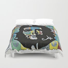 Everywhere a Che, Che Duvet Cover