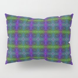 Tryptile 47l (Repeating 2) Pillow Sham