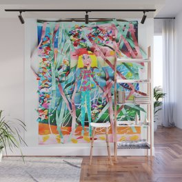 Spring Party Wall Mural