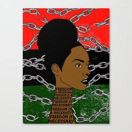Freed. Canvas Print