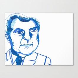 NOT A CROOK (LEFT) Canvas Print