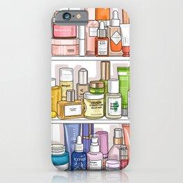 Rainbow Shelfie iPhone Case