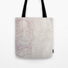 Blur Tote Bag
