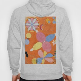 "Hilma af Klint ""The Ten Largest, No. 04, Youth, Group IV"" Hoody"