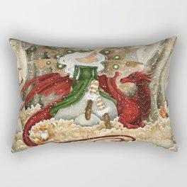 Enchanted Solstice Rectangular Pillow