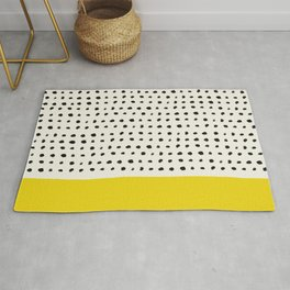 Sunshine x Dots Rug