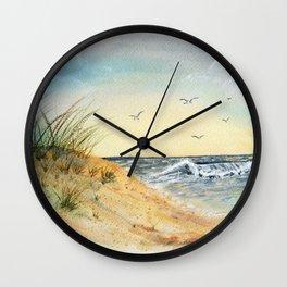 Eastern Seaboard Deleware Wall Clock