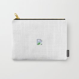 Google Chrome Broken Image Carry-All Pouch