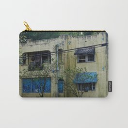 Old Spanish Style House Carry-All Pouch