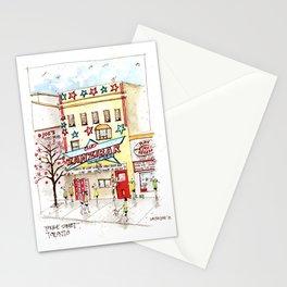 Club Zanzibar - Toronto Stationery Cards