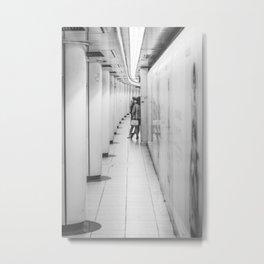 Japan - Nagoya Metal Print