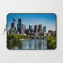 Philly down the River Laptop Sleeve