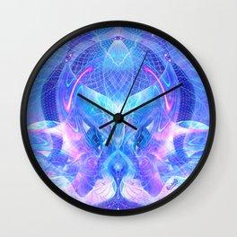 Arcturian Integration Wall Clock