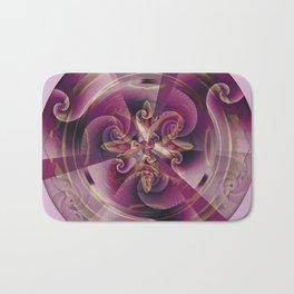Mandalas of Healing and Awakening 11 Bath Mat