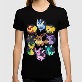 eevee evolutions T-shirt