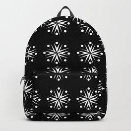 optical pattern 65 flower Backpack