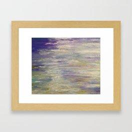 Thunder Lake Framed Art Print