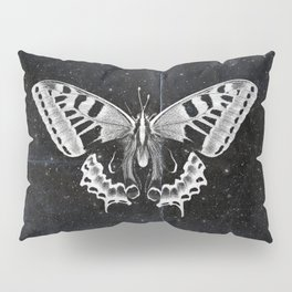 Butterfly in the stars Pillow Sham
