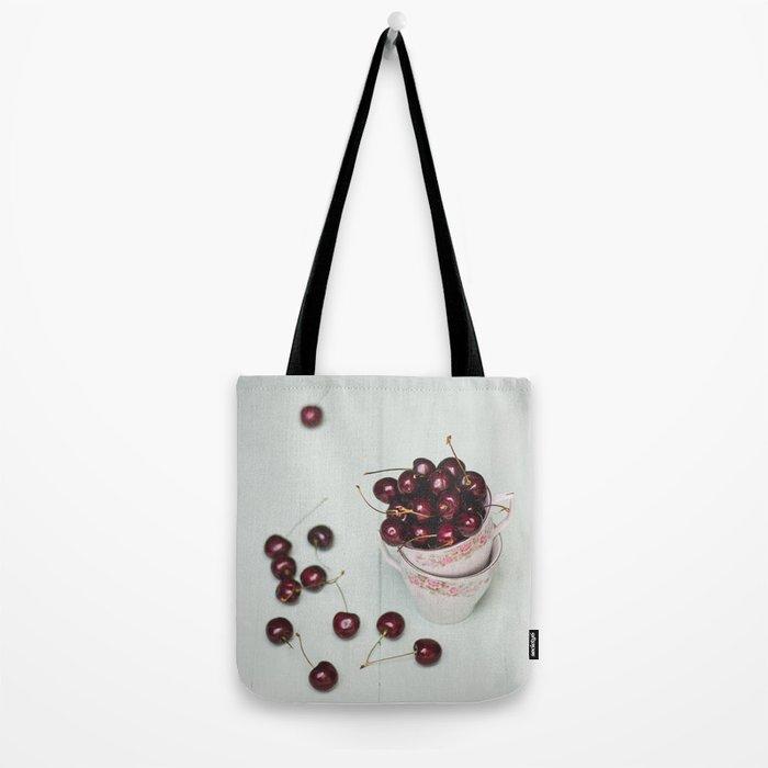 cherries Tote Bag