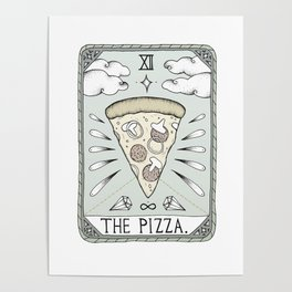 The Pizza Poster