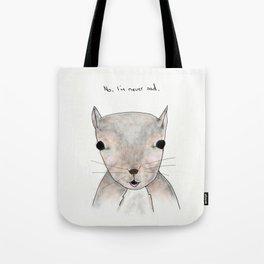 sandy squirrel Tote Bag