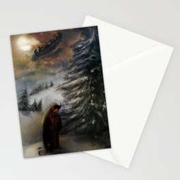 Chasse-Galerie Stationery Cards
