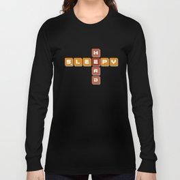 SleepyHead Long Sleeve T-shirt