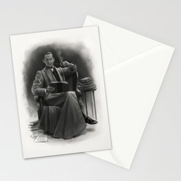 The Omnivorous Reader Stationery Cards