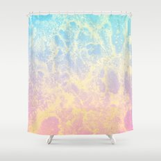 Effervesce Shower Curtain