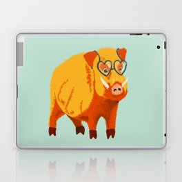 Benevolent Boar Laptop & iPad Skin