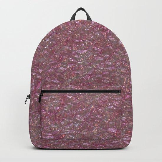 Crystal Pink Backpack