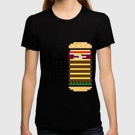 Diet Burger T-shirt
