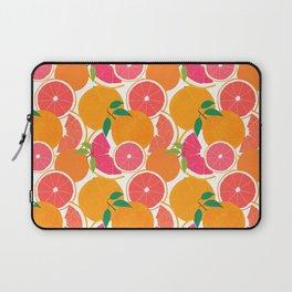 Grapefruit Harvest Laptop Sleeve