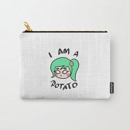 Potato Couple (Female) Carry-All Pouch