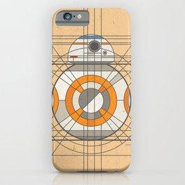 BB-8 Deco Droid iPhone Case