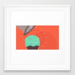 Ice Cream Jubilee  Framed Art Print