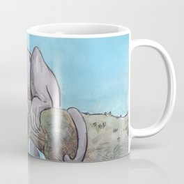 Bagheera & Mowgli Coffee Mug
