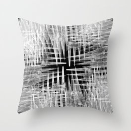Mind Caverns Throw Pillow