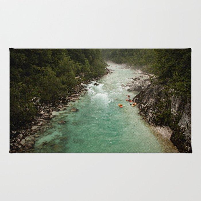 Wild Slovenia Rug