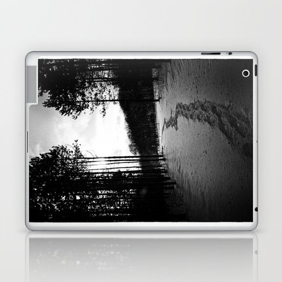 Home Before Dark Laptop & iPad Skin