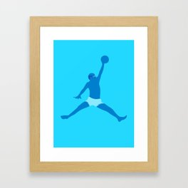 Air Fünke Framed Art Print