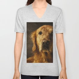 The Best Friends - Golden Unisex V-Neck